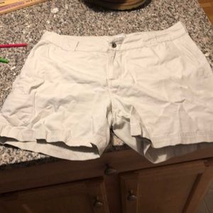 Columbia shorts women's size 10